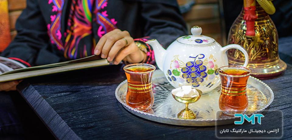 عکاسی صنعتی کافه کباب