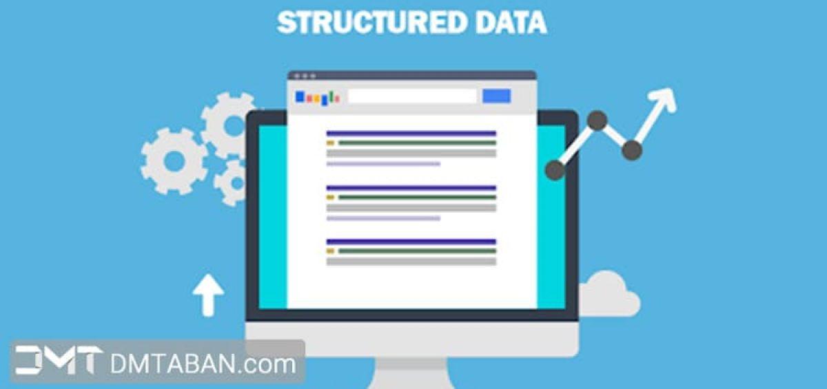 داده های ساختار یافته در سئو